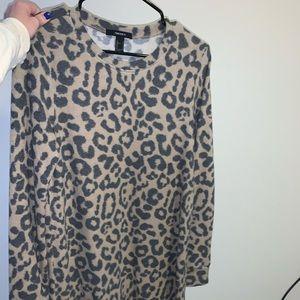 Forever 21 long sleeve dress